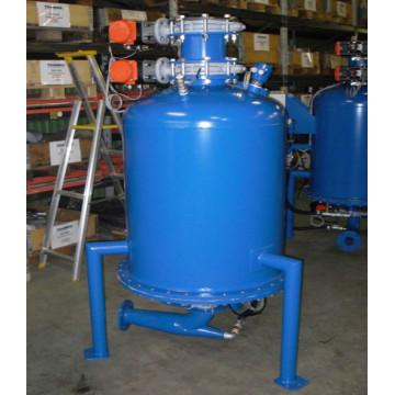 Convoyeur pneumatique de pot maximum de phase dense