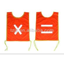 Светоотражающий безопасность детей высокой видимости жилет одежду