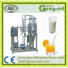 Automatischer Vakuum-Degasser für Milch und Saft