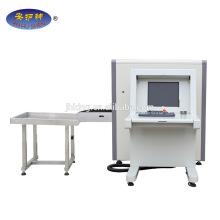 scanner de bagages de rayon X, les prix de machine de rayon X expédier en Colombie