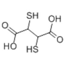 Ácido dimercaptosuccínico CAS 2418-14-6