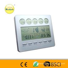 2014 Hot Selling Desk Clock Weather Station