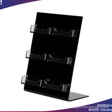 Wholesales Customers Display with Black Side and Three Draws