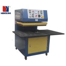 Semi-automatic blister card heat sealing machine
