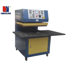 Semi-automatic blister card heat sealing machine