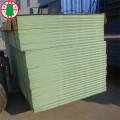 Высокая влагостойкость ГРМ зеленый сердечник доски MDF