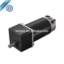 40w 12v 60rpm 50: 1 escovado motor de engrenagem dc com caixa de velocidades