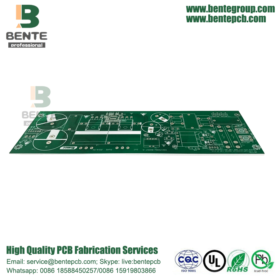 Thick Copper PCB 2Layers TG170 High TG PCB