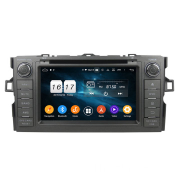 Aruis 2009-2015 car Multimedia android android 9.0