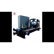 Enfriador de tornillo refrigerado por agua industrial abierto de 3-35 Kw