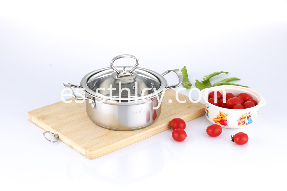 Stainless Steel Pot Health