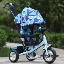 Ce Approved Baby Tricycle Kids Trike Tricycle for Sale