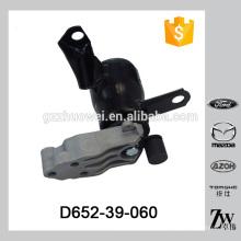 El nuevo motor de la llegada parte el montaje derecho del motor para Mazda 2 EN el OEM D652-39-060 hecho en China