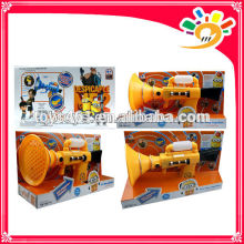 Despicable Me projective gun toy with light music