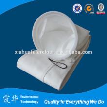 Fábrica de venta líquido filtro de bolsa pe para filtros de la máquina