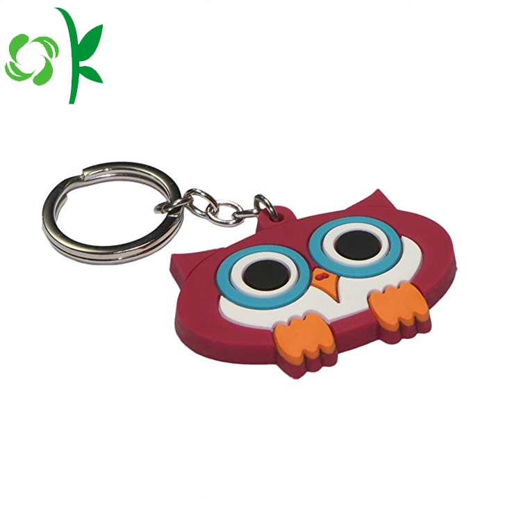 Custom Cartoon Keychains