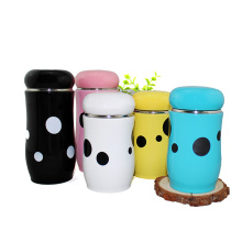 Botella de agua termal de la taza de vacío de la seta de los niños