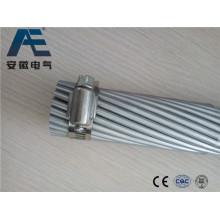 Alumínio Bare Conductor Linha de Transmissão Overhead Acar Bare Conductor