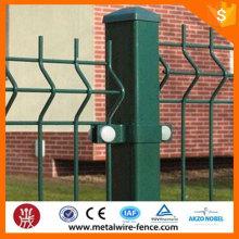 China 20 años de fábrica de la fábrica de alta calidad 3D malla paneles de la cerca para la venta