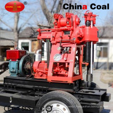Small Geological Hydraulic Diamond Core Sample Drilling Rig