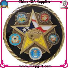 Moneda del desafío del metal para los regalos del trofeo