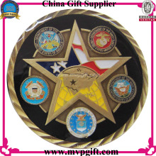 Metal Challenge Coin for Trophy Gifts