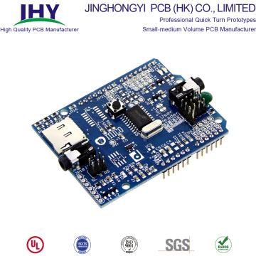 OEM ODM Quick Turn Prototype Bluetooth Audio Receiver PCB