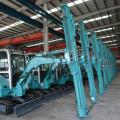 Gewundene hydraulische Stapel-Maschine für Grundschraube
