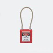 Yumo Brady Segurança Bloqueio Fio de Segurança Cadeado Bd-G44 com Chave Semelhante ou Chave Diferem