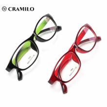 Italia diseñador de gafas ópticas TR90 unisex
