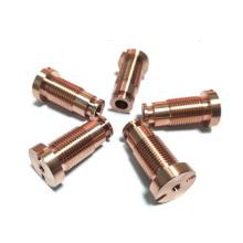 OEM precision custom cnc hexagon micro machining parts cnc machiend part for medical