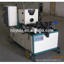 Máquina de roscar de vergalhões automática LWI-500