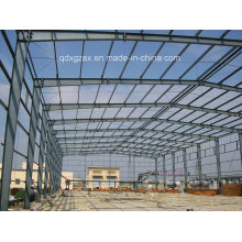 Pre-Engineered Steel Structure Shed (SSW-14312)