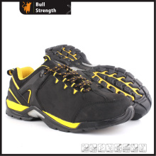 Nubuck Leather Safety Shoe with EVA+TPU+Rubber Outsole (SN5438)