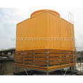 600t High Quality Counter Flow Square Cooling Tower