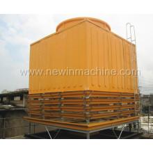 1000t Newin Induced Draft Quadrat Wasserkühlung Turm