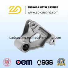 Usinage CNC OEM avec forgeage en acier au carbone