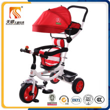 Hot Item Kunststoff Dreirad Sitz Kinder Baby Dreirad