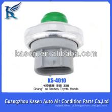 Interruptor de pressão de ar condicionado para Chang'an Benben, Toyota, Honda