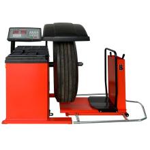 heavy duty Wheel Balancer/wheel balancing machine/tire changer for max. 150 kg tire