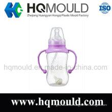 Personalizar molde de alta calidad de plástico de la botella de alimentación