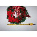 Рождественские украшения Искусственные рождественские гирлянды