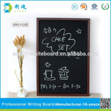 Vendas diretamente emoldurado bordo personalizado quadro para venda