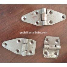 Alta calidad de fundición de inversión de acero al carbono bisagra / piezas de metal