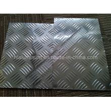 Конкурентная алюминиевая контрольная пластина Цена от производителя из алюминия