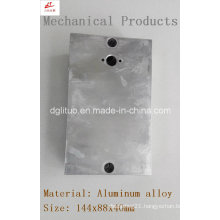 Aluminum Alloy Switch Cover Used in LED Lighting and Machinery