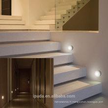 Lumière chaude d'ampoule de la lumière 1.35W LED d'ampoule de secours de la vente LED 2017 LED avec la batterie