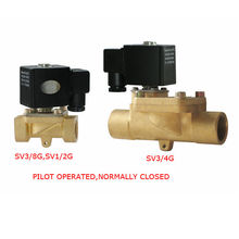 DC 12V,24V AC 24V 110V 220V solenoid water valves FENSHEN