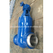 4.0MPa Wc6 / Wc9 Уплотнение высокого давления Bw Задвижка электростанции
