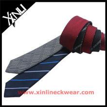 Sublimation Personnalisé Hommes Cravates Soie